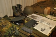 077- Hospitality Room Memorabilia Table