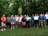 074- Group Photo at Jim Walkers Home