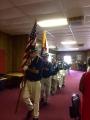 058- American Legion Posting Colors
