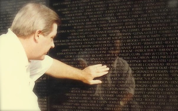 Vietnam Wall - Don Donaldson