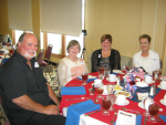 Peter Vierra, Kathy Perdue Dunlevy, Robin Perdue, Beverly Perdue Johnson